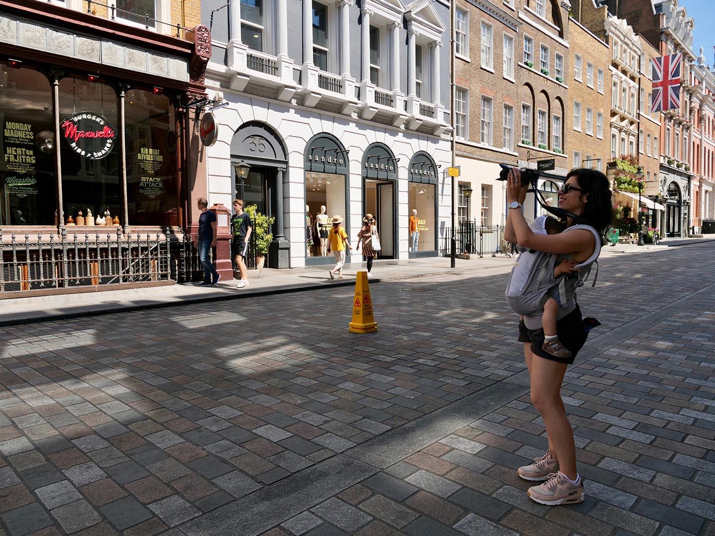 quartiers à voir Londres