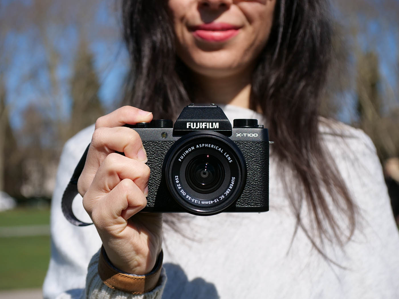 Fujifilm XT 100