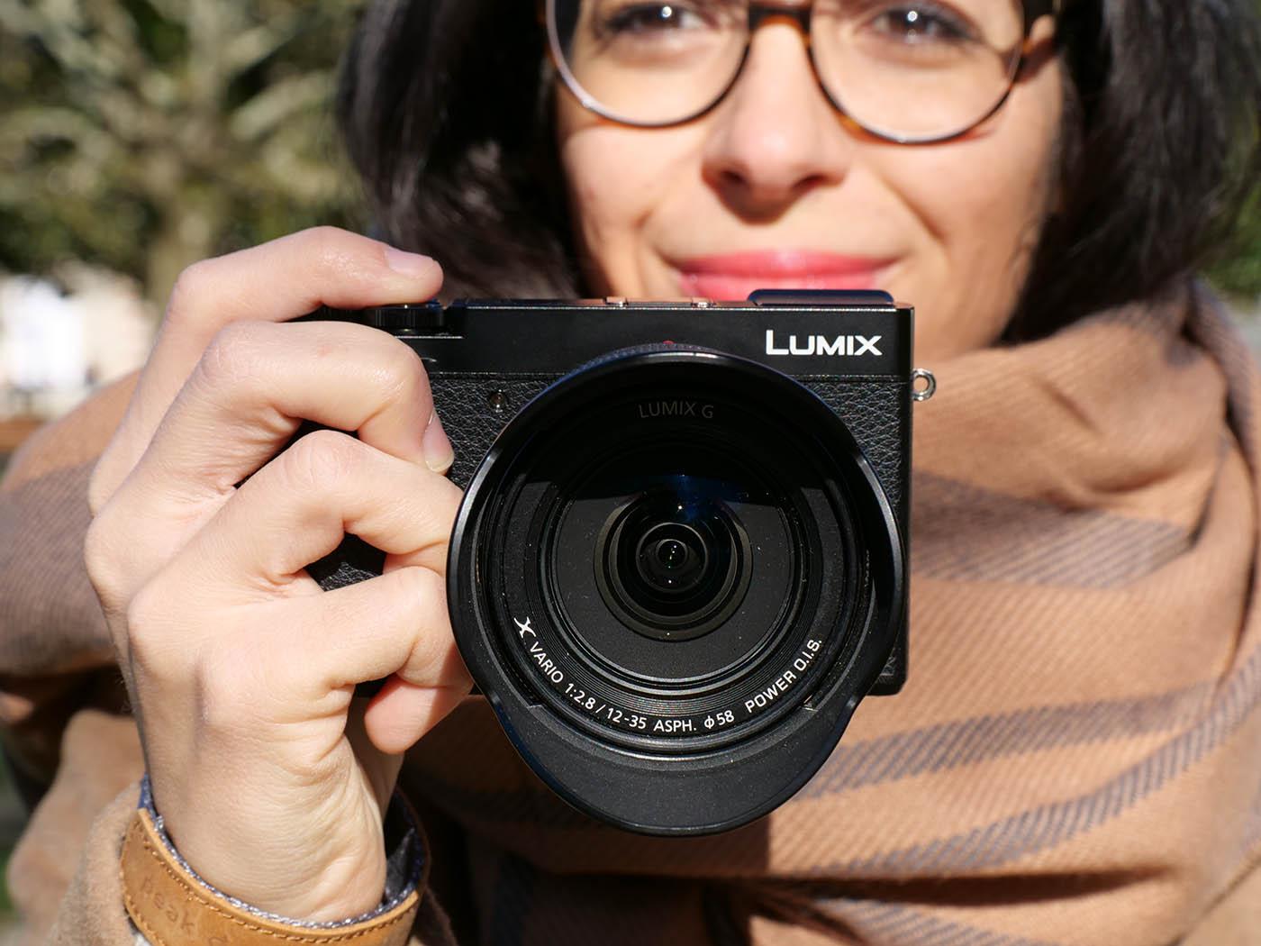 Lumix 12 35 f2.8 + Lumix GX9