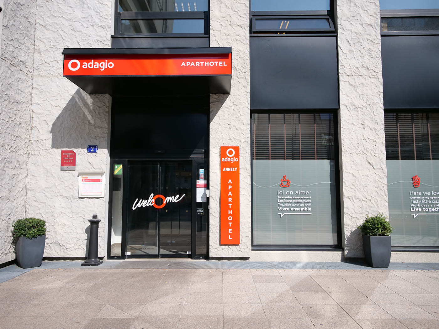 Appart Hotel Adagio Annecy Centre