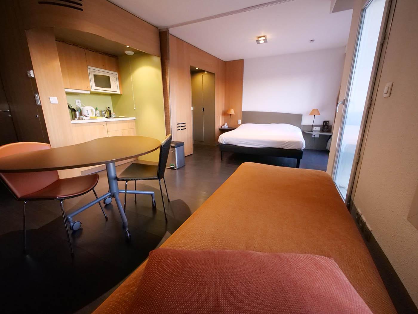 Aparthotel Adagio Annecy chambre