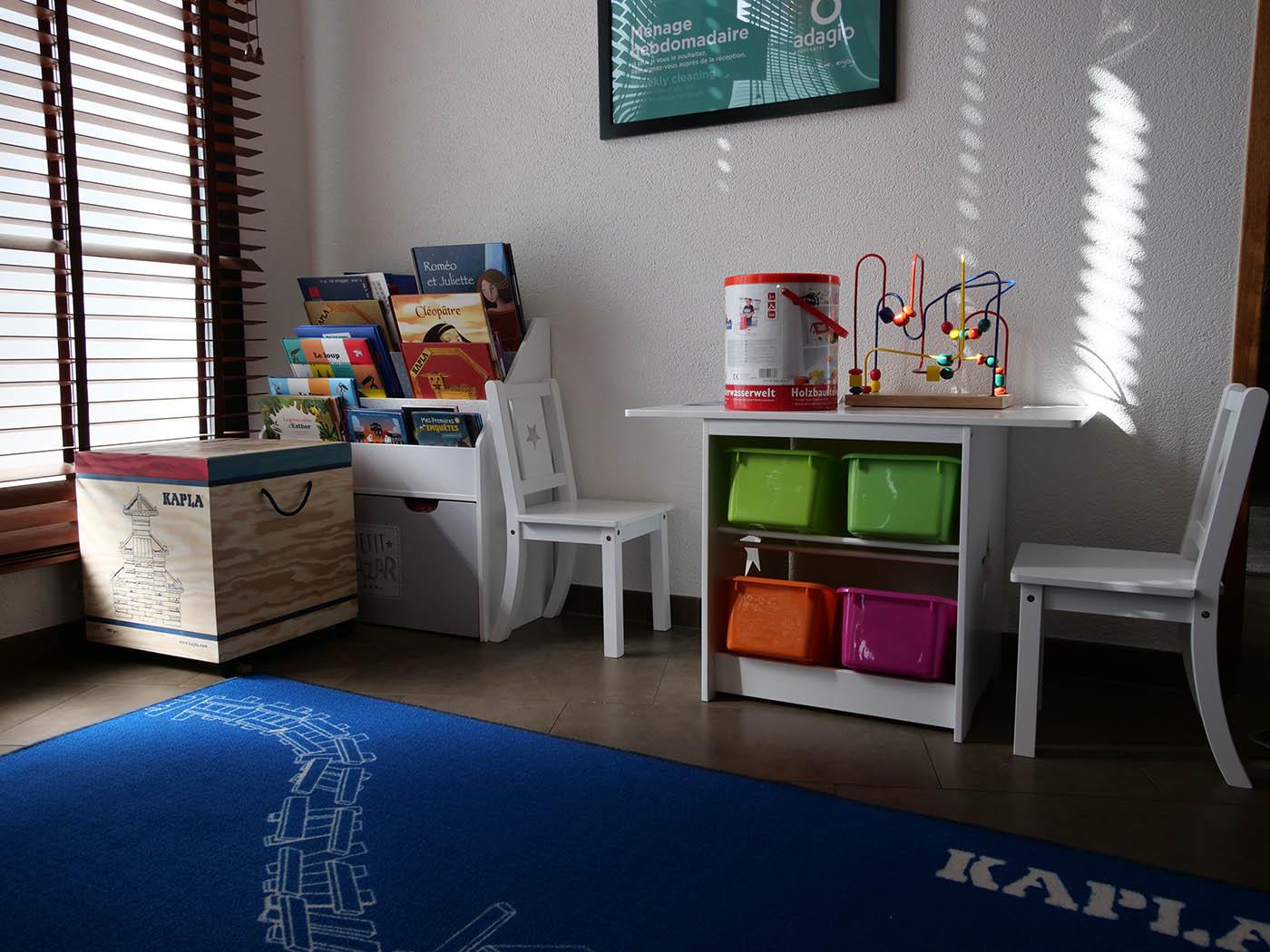 espace pour enfant