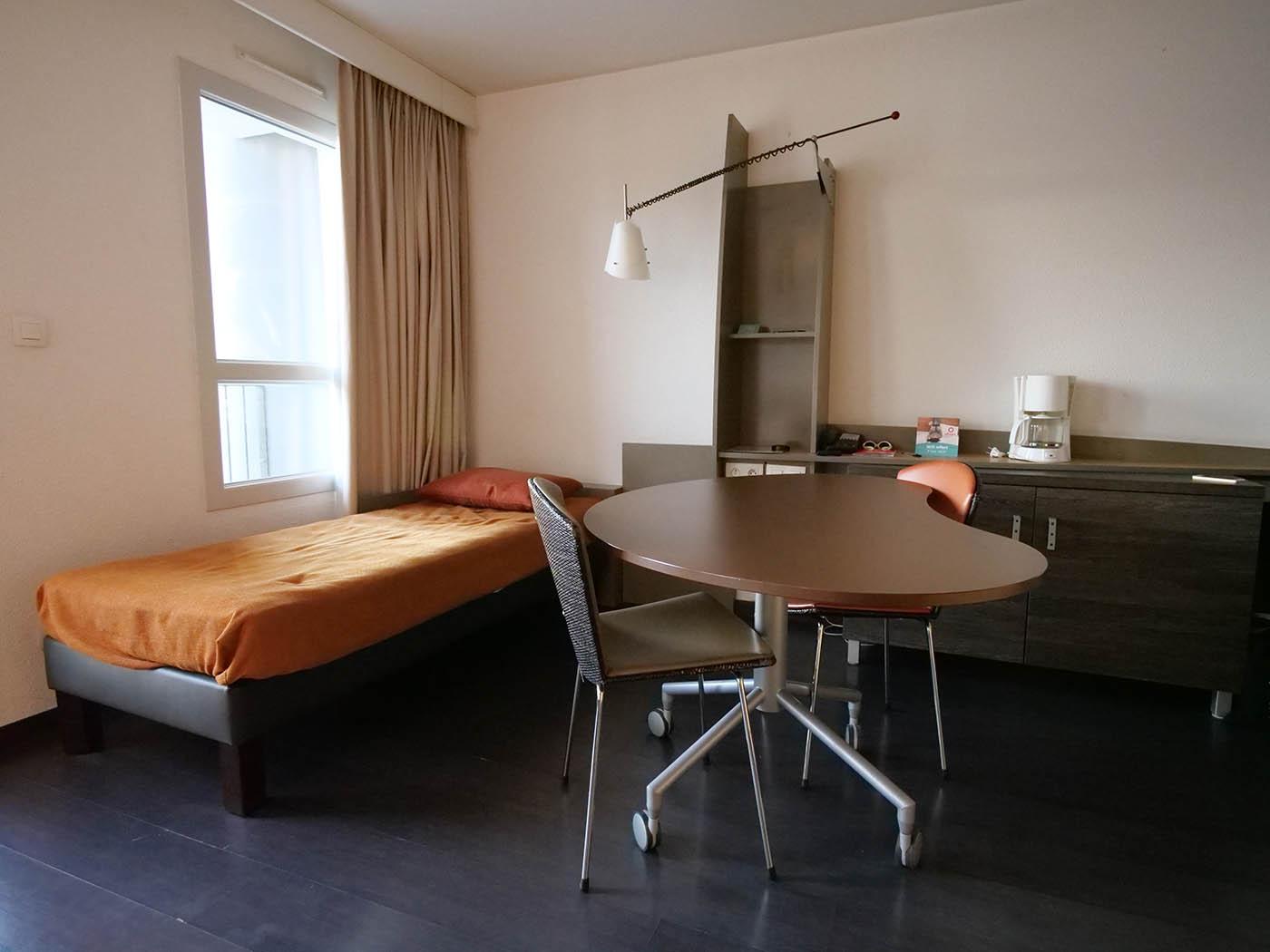 Appart Hotel Annecy coin salon