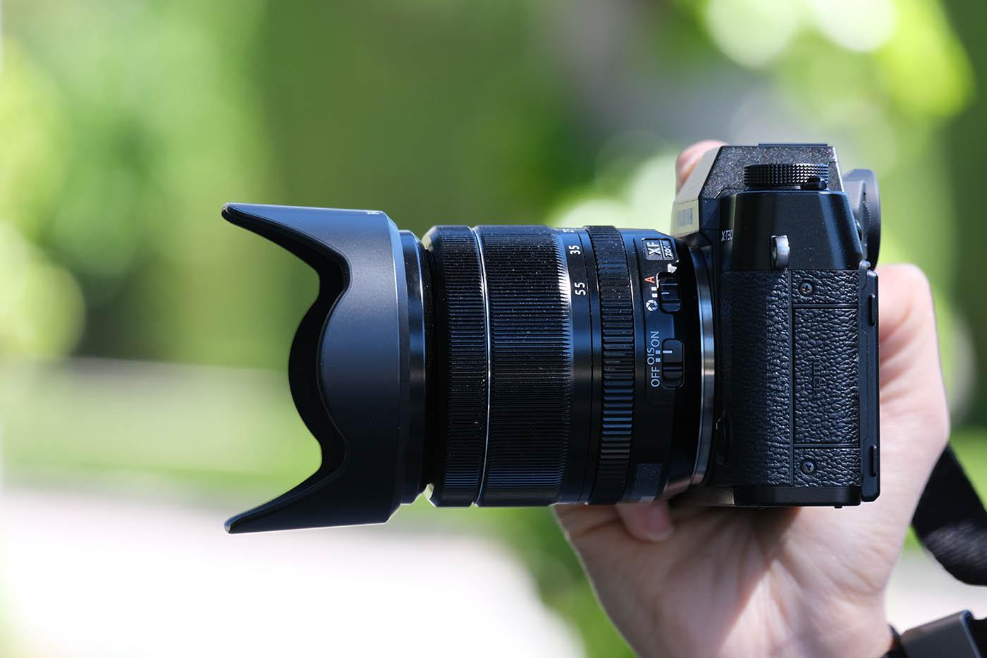 Fujifilm XT30 avis