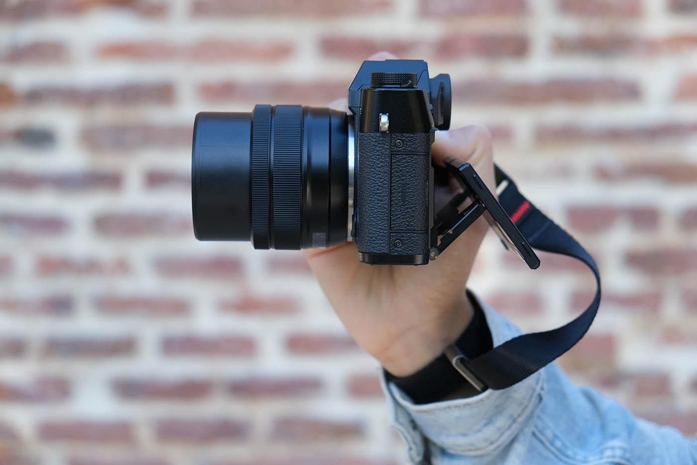 Fujifilm XT30 ecran