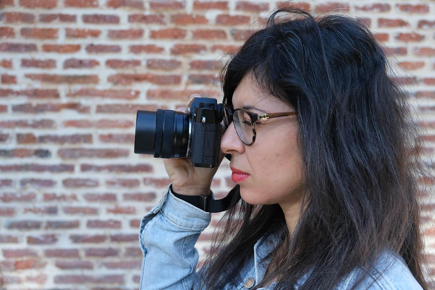 Fujifilm XT30 viseur