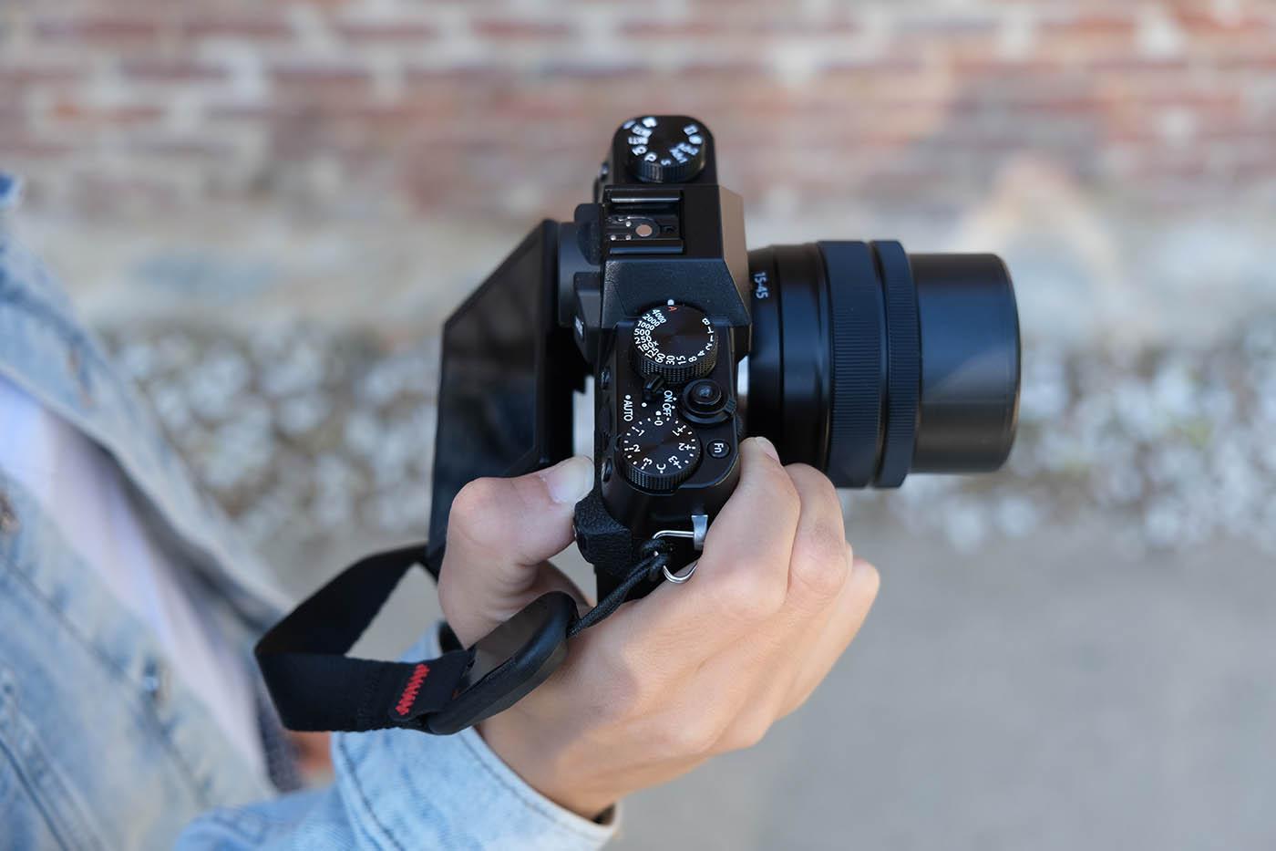 Fujifilm X T30 test