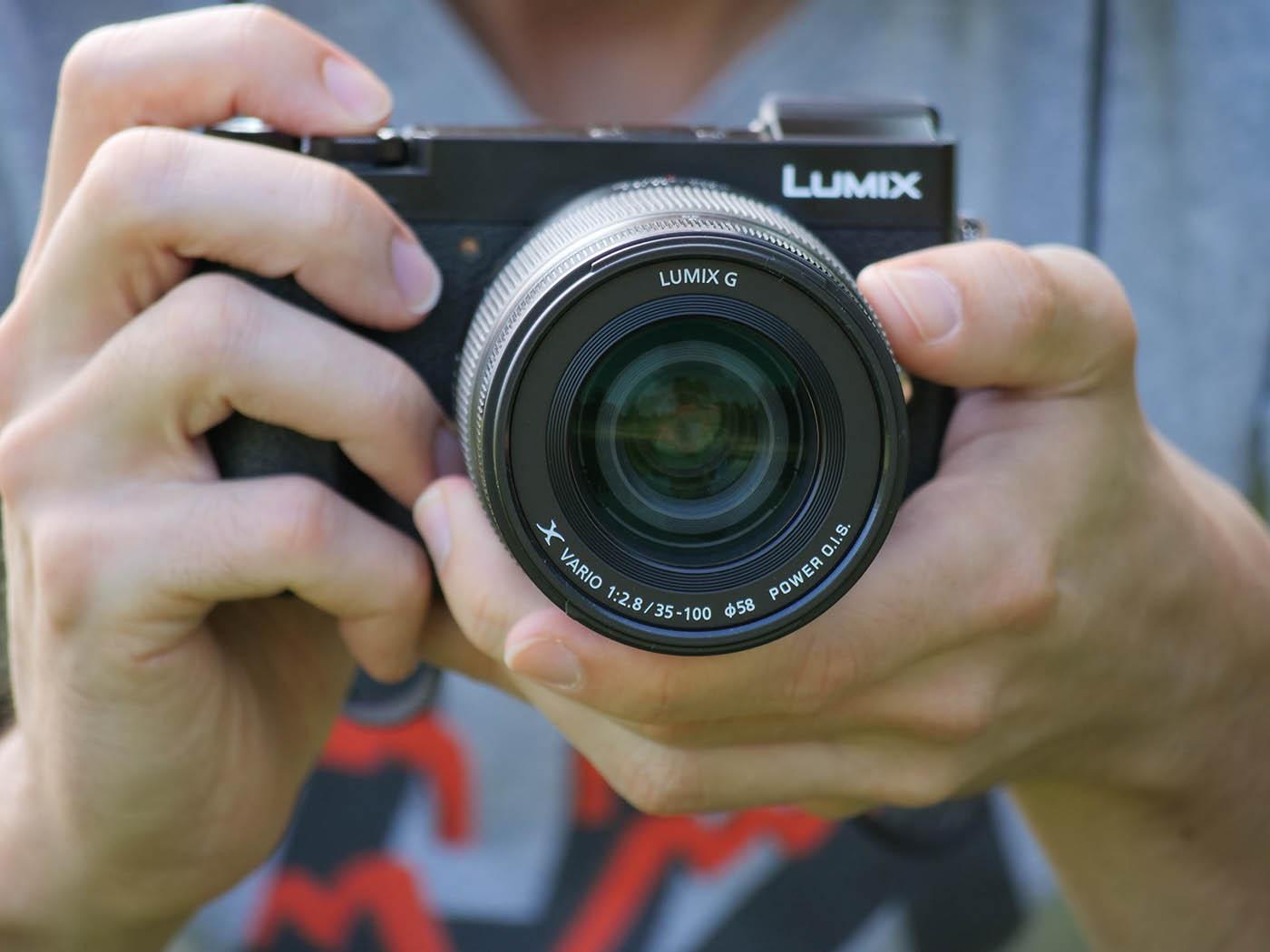 Panasonic Lumix 35-100 f2.8