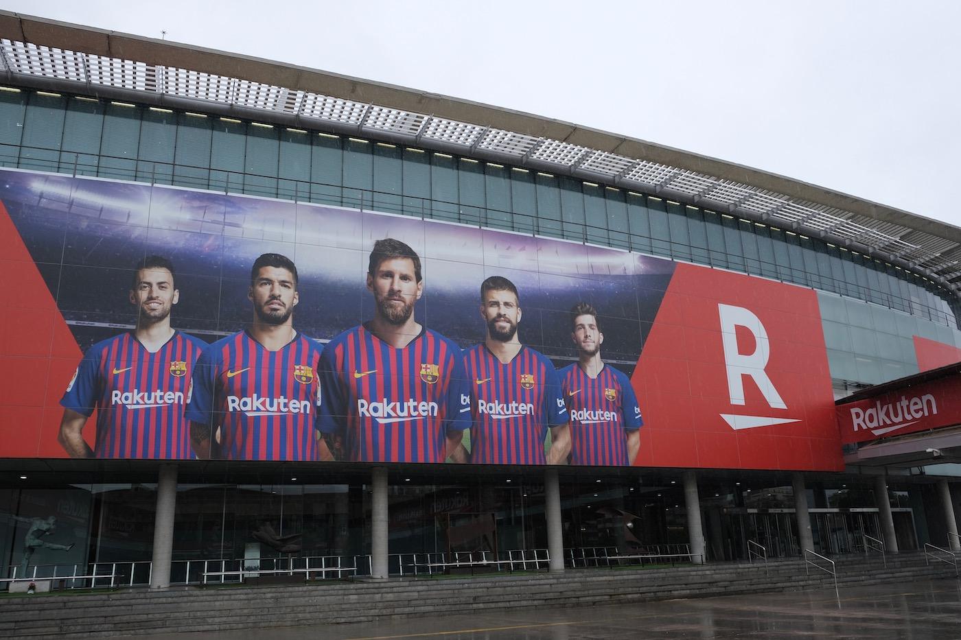 billets pour un match du FC Barcelone au Camp Nou