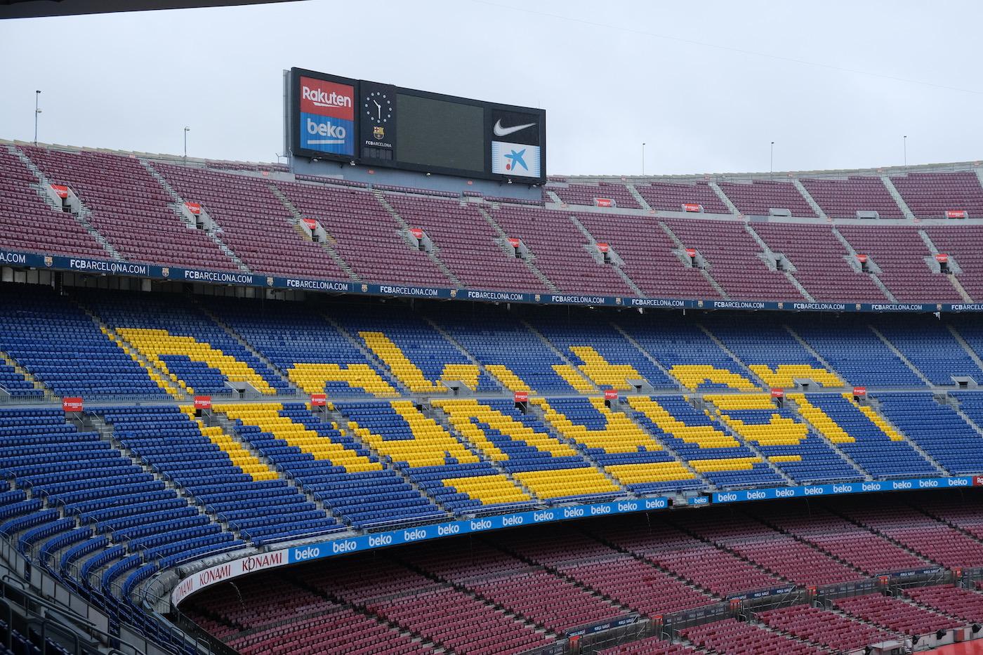 match FC Barcelone Cam Nou billets pas cher