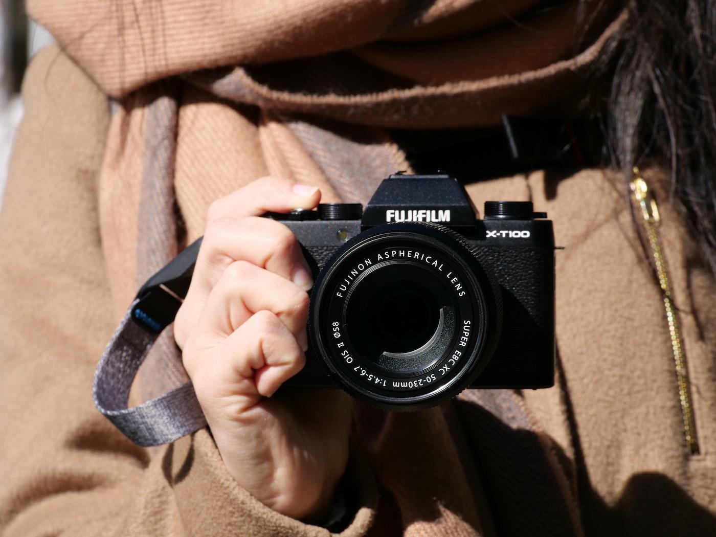 Fujifilm XC 50-230 mm avis