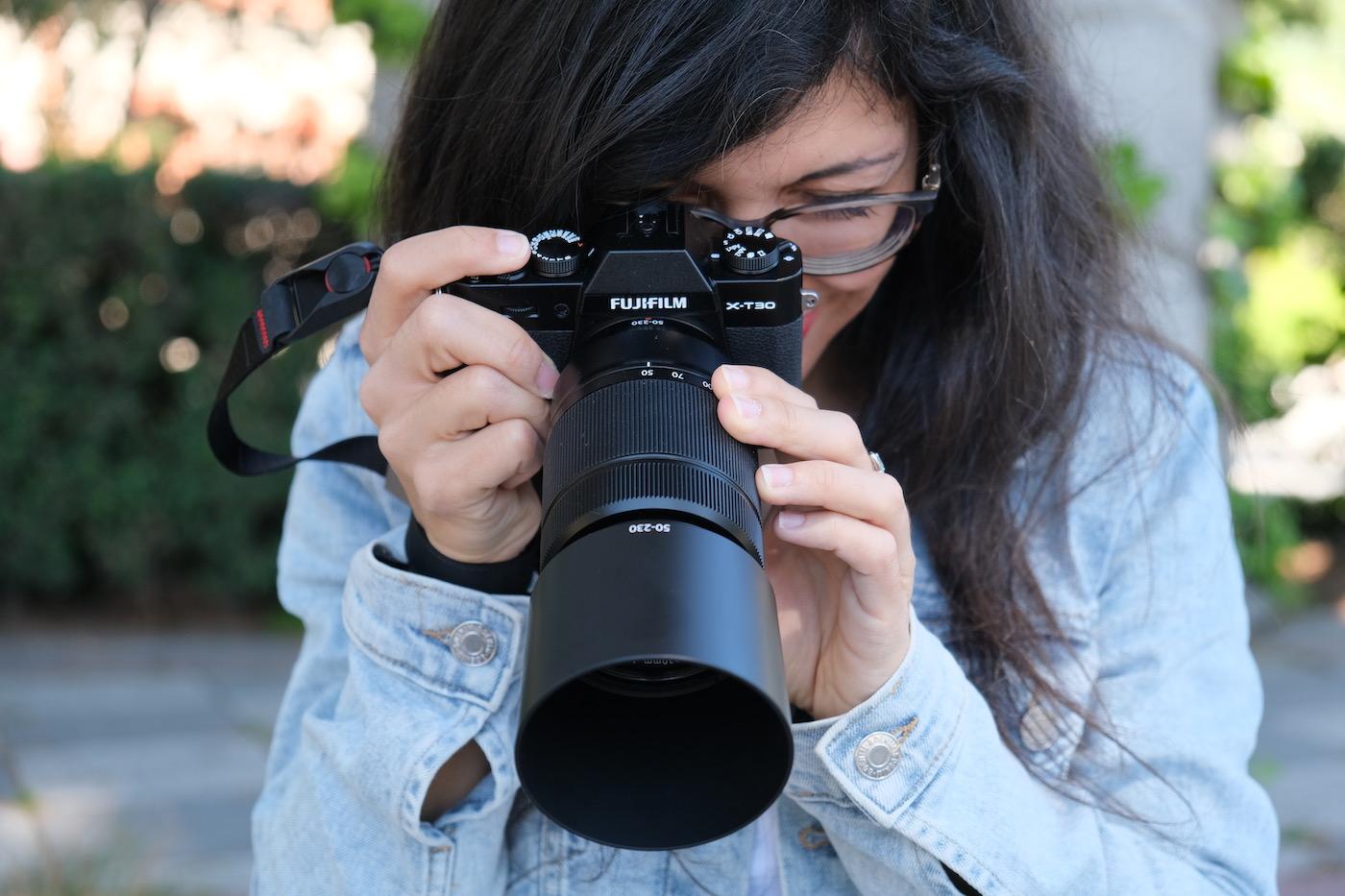 Fujifilm XC 50-230 mm