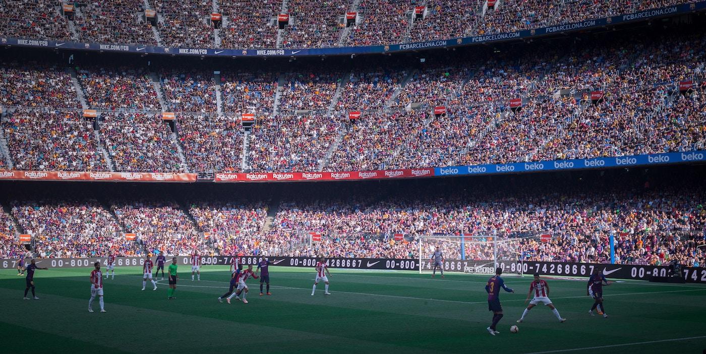 billets match foot Barça