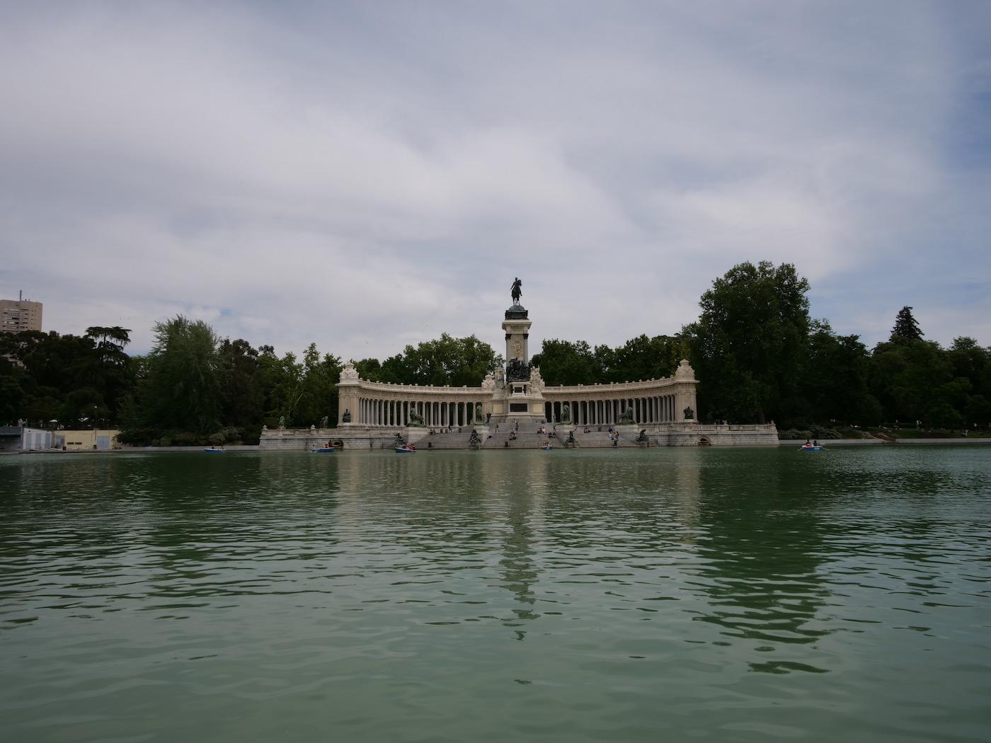 Jardin Madrid