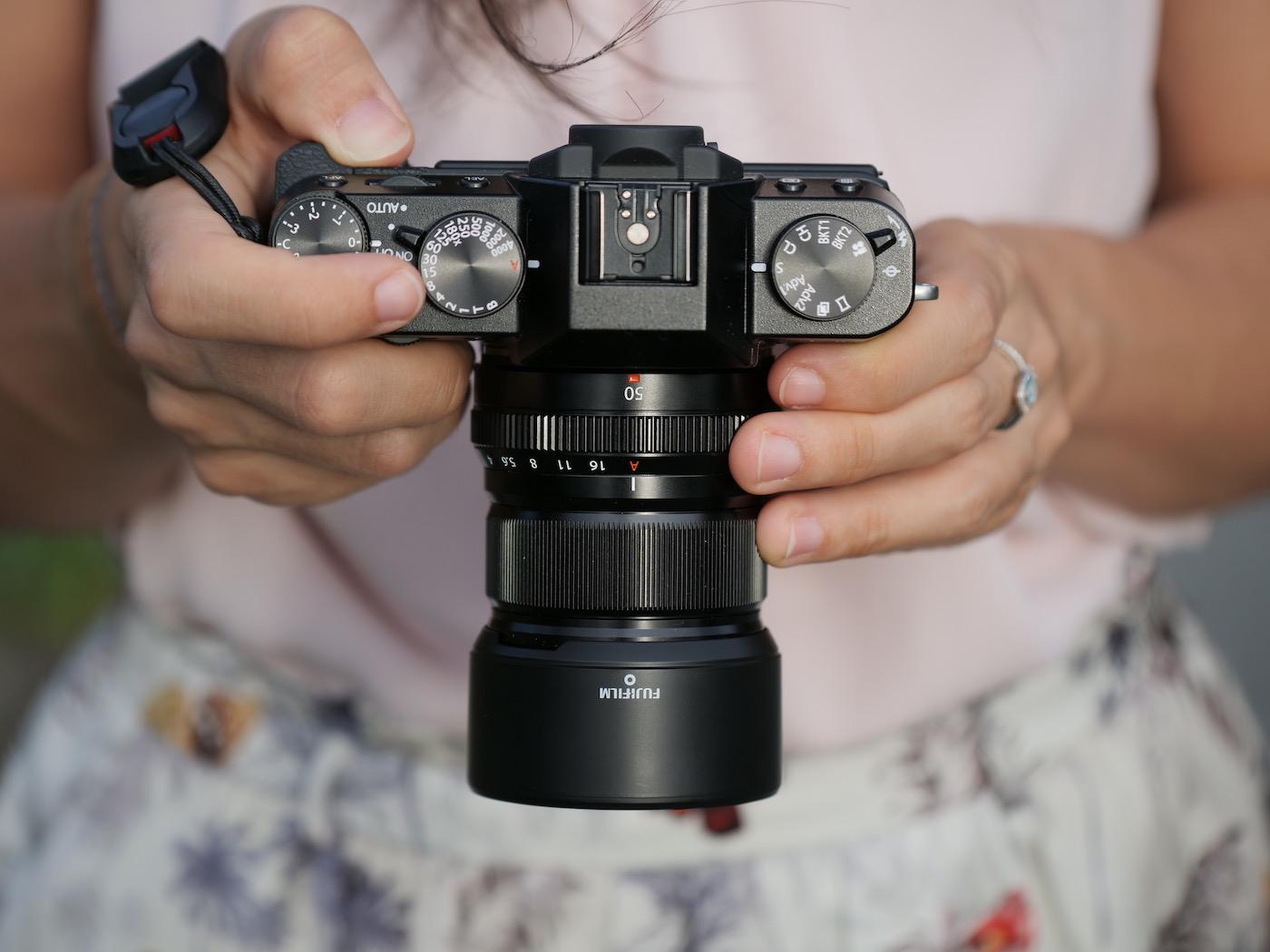 Fujifilm XF 50 mm f2.0 test avis