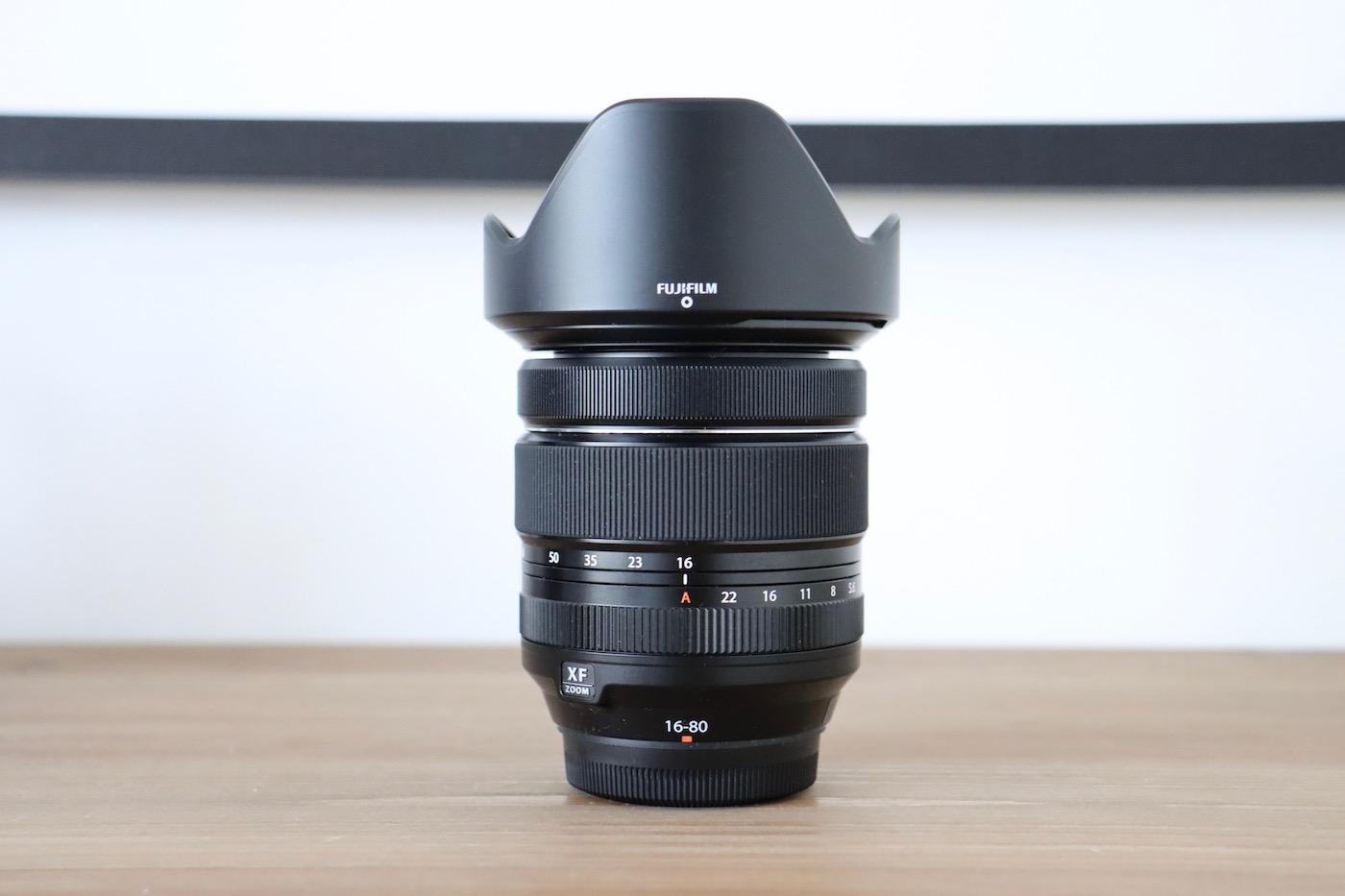 meilleur Objectif Fujifilm pour voyager
