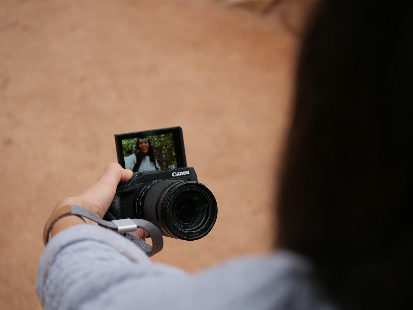 accessoires Canon EOS M6 II