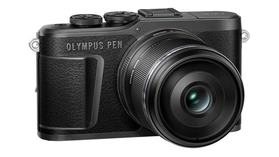 objectif 14-42mm + Olympus Pen E-PL10
