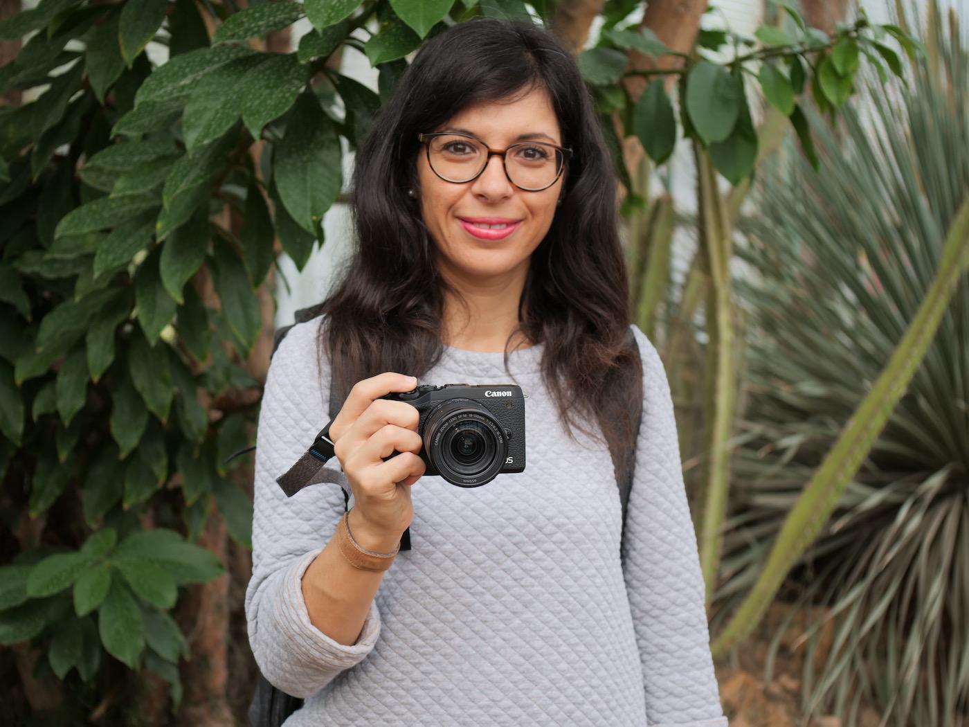 objectif kit Canon M6