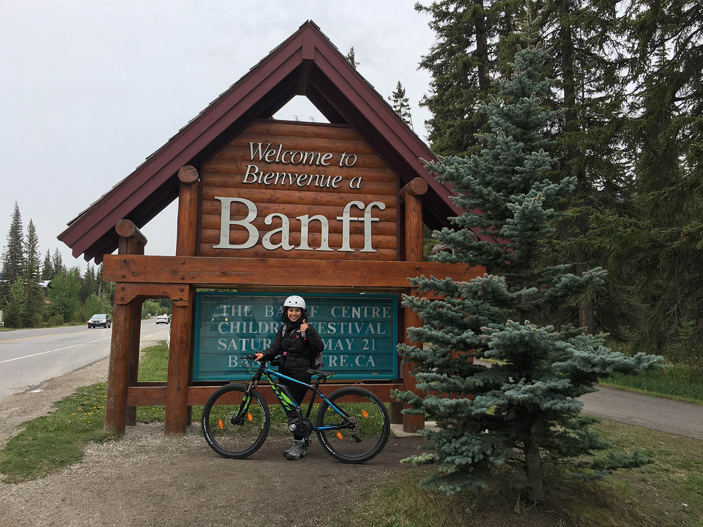 Activités été Banff