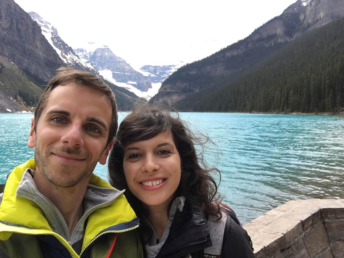Banff excursion Lac Louise