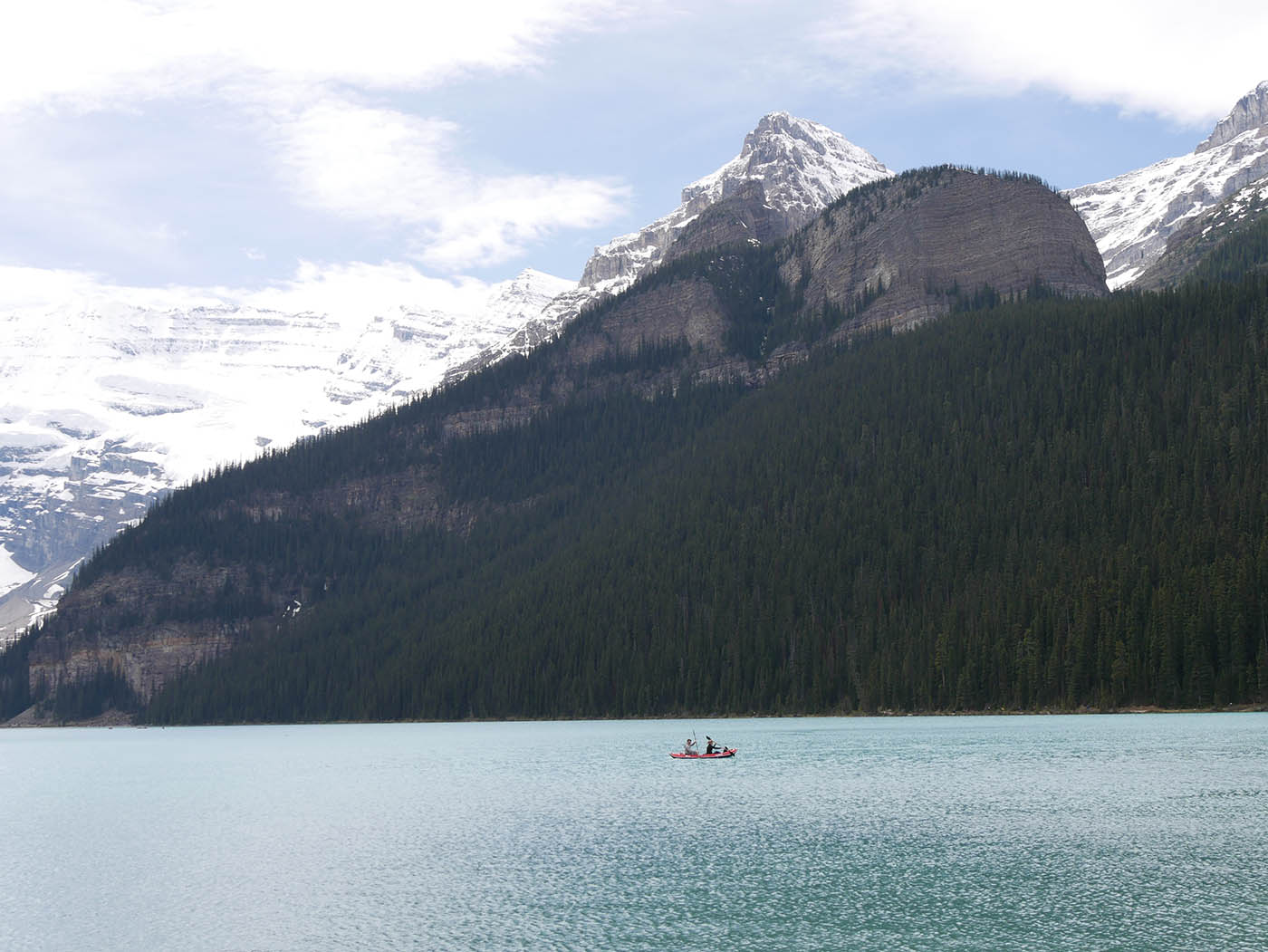 Lac Louise et environs