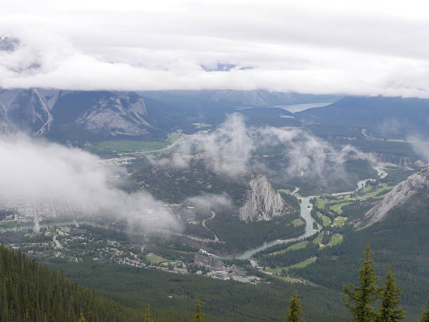 Quelles activités dans le Parc de Banff ?
