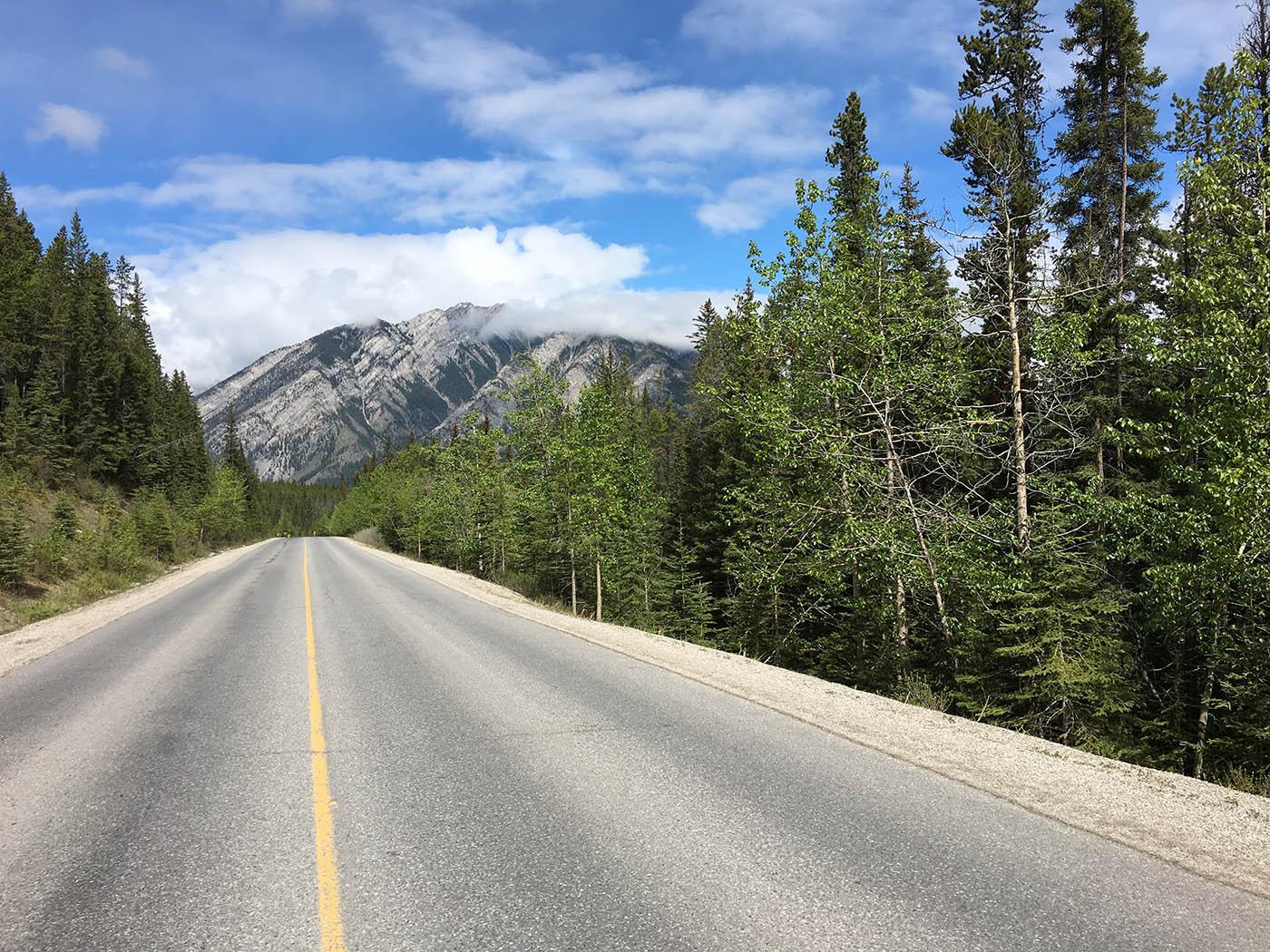 Parc National Banff été excursion