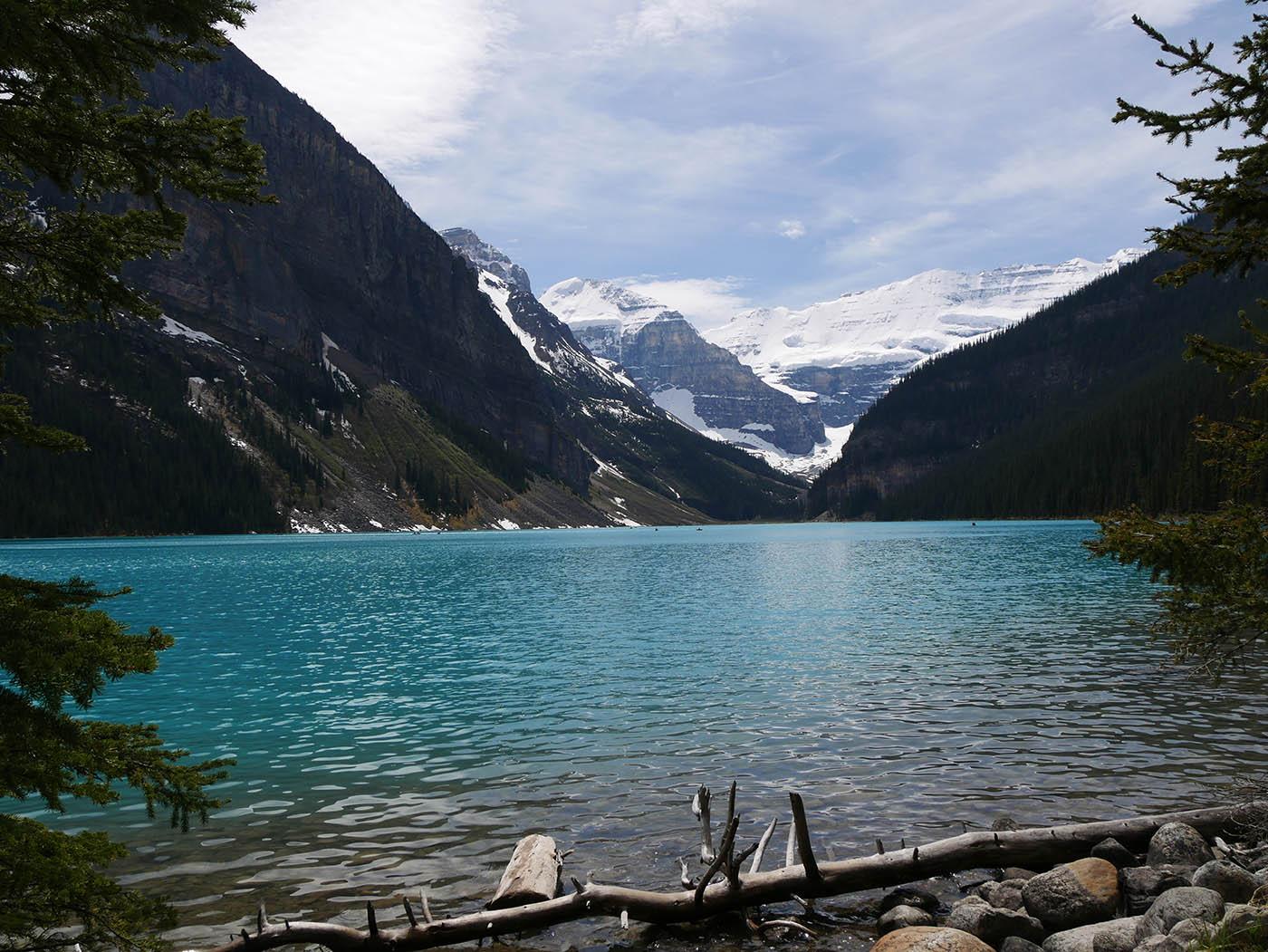 Parc National Banff Lac Louise
