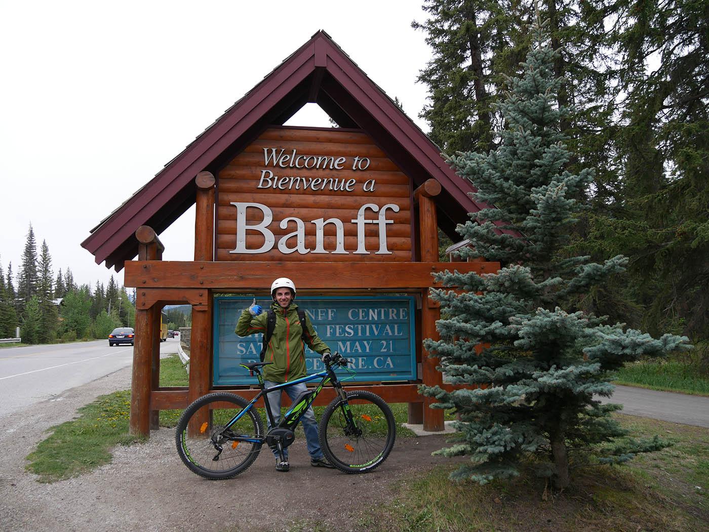 Parc National Banff Printemps