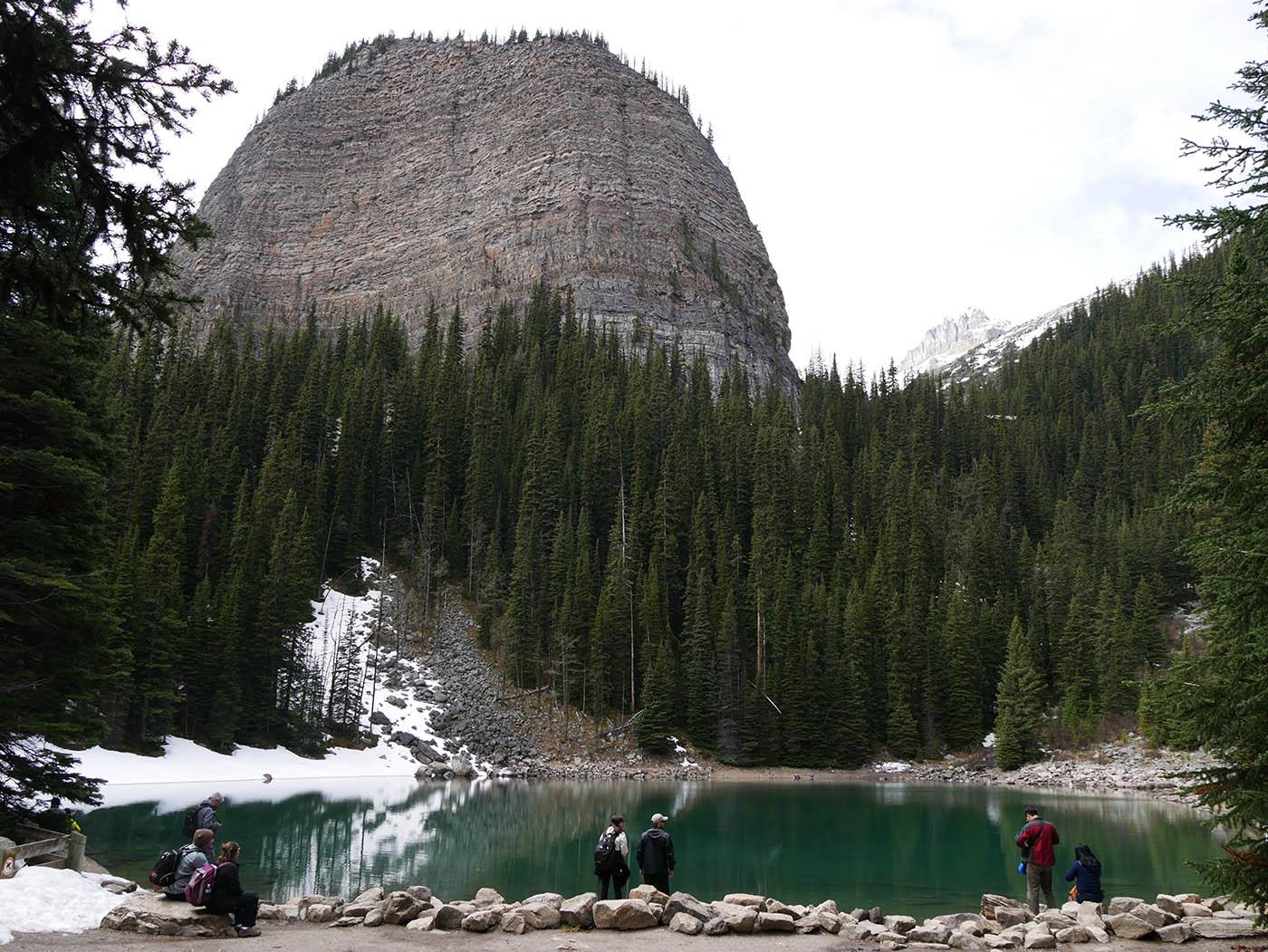 Parc National de Banff Randonnées