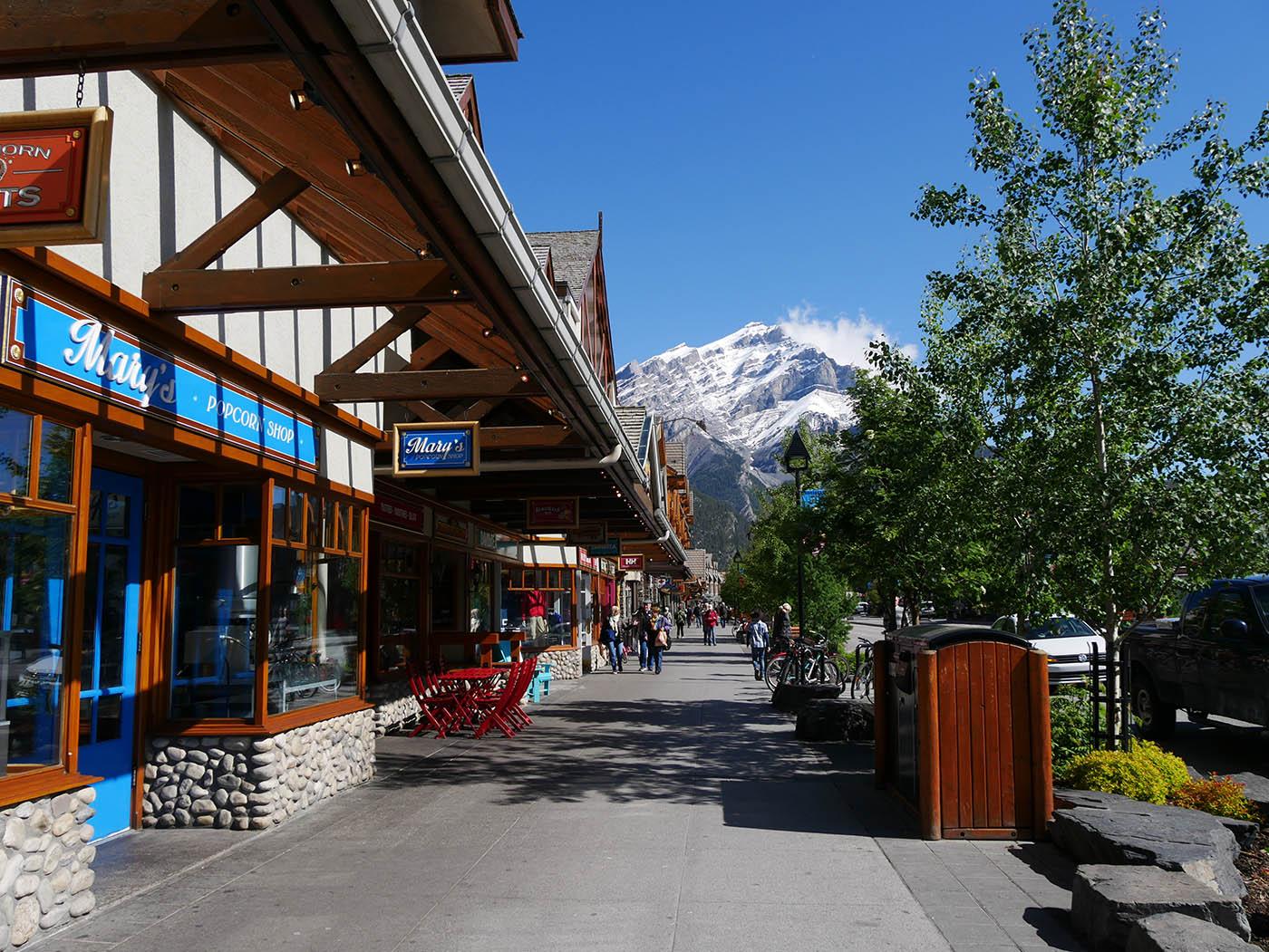 Parc National Banff activités