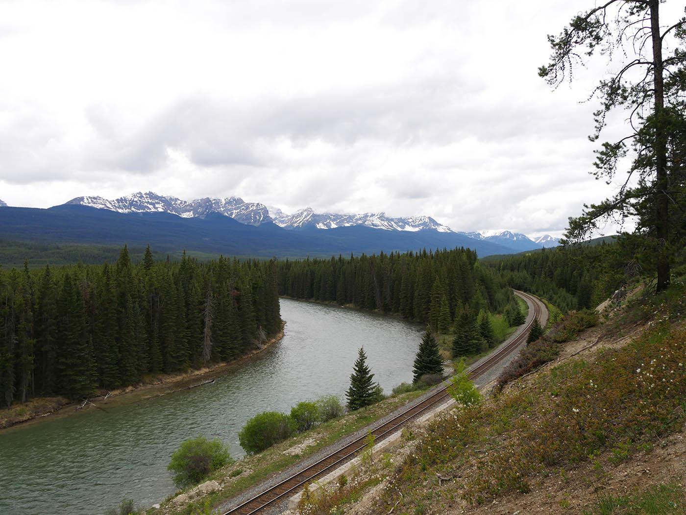 Parc National Banff excursion