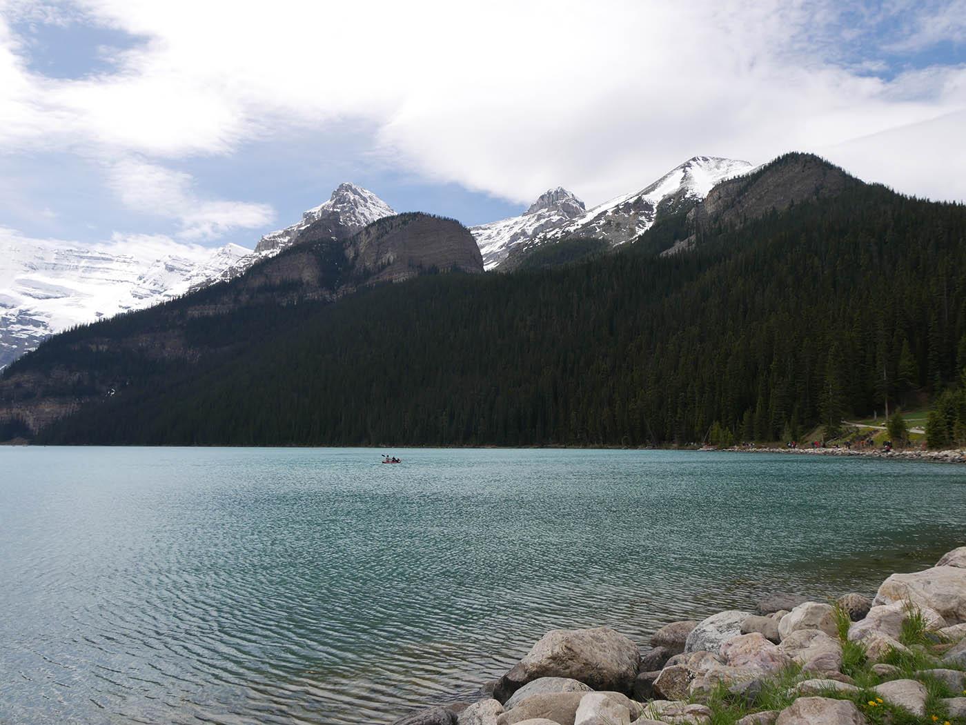plus beau Lac Canada